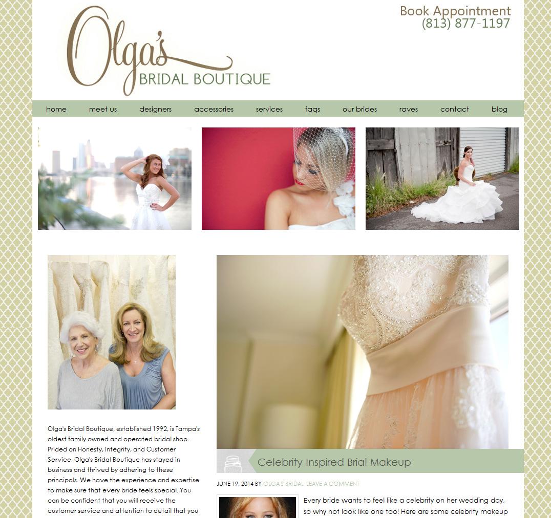 Olga's Bridal
