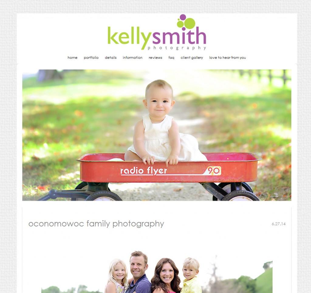 Kelly Smith Photo